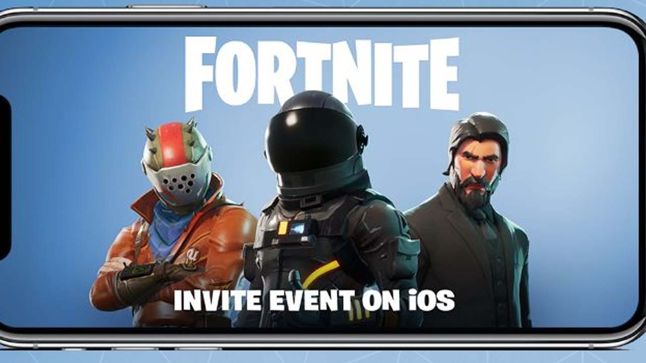 Forntite's New Mobile Version Lets You Play Against PS4 & PC Players
