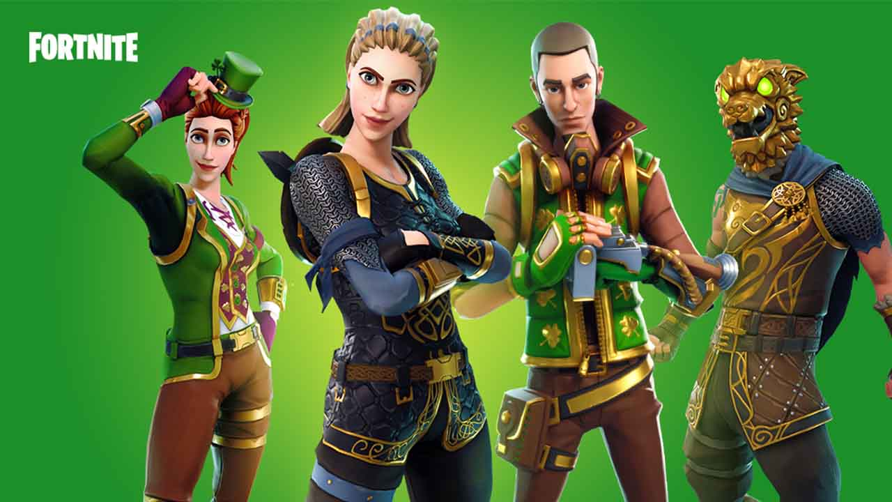 Fortnite Leprechaun Skin Gives Players a Huge Advantage