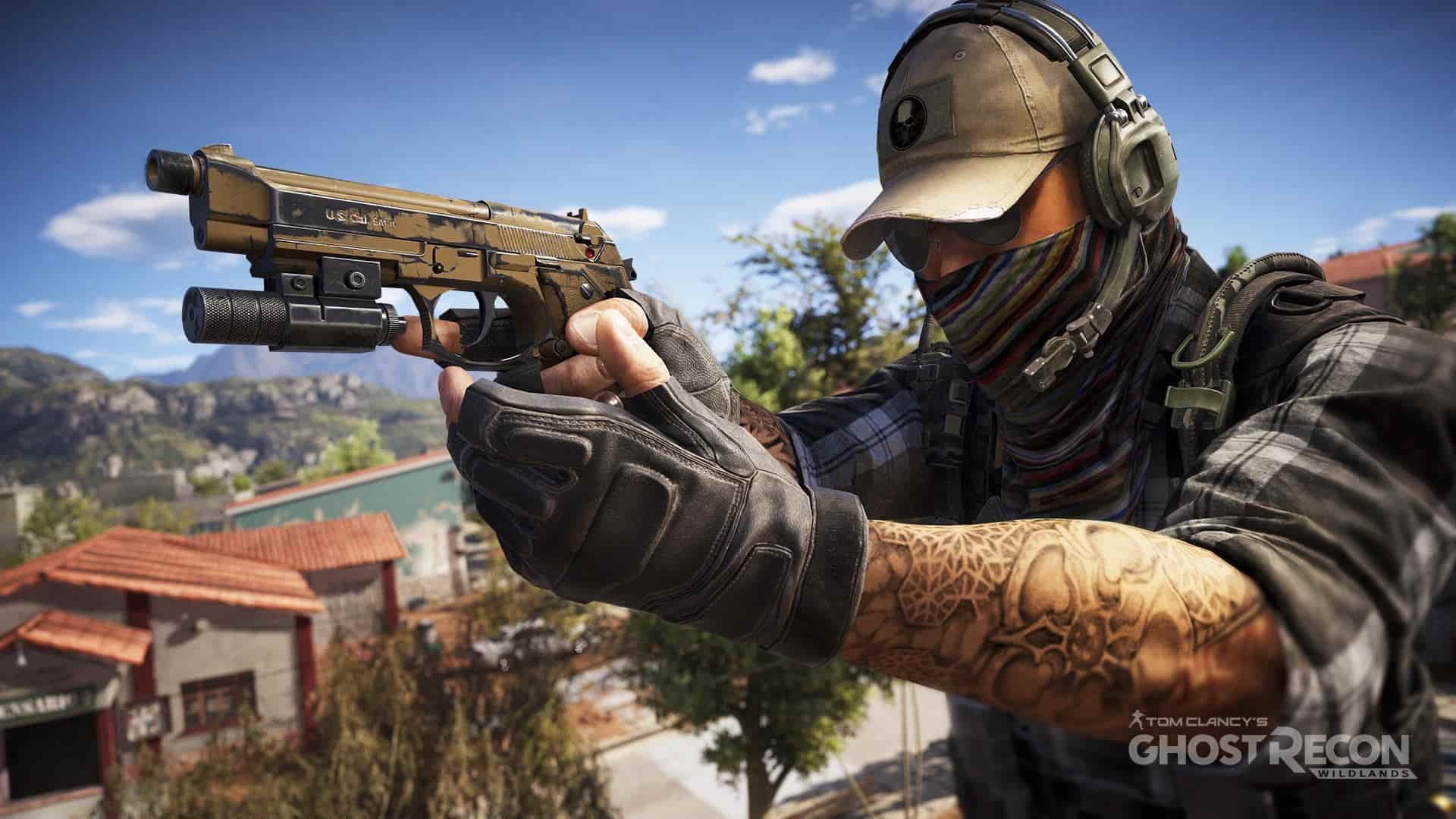 ghost recon wildlands update 1.30