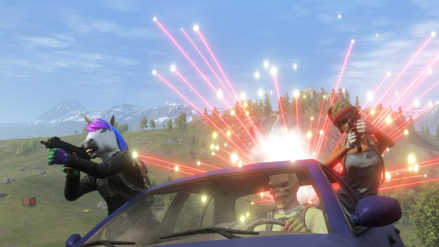 One week after release H1Z1 is going free-to-play