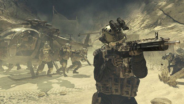 Call of Duty: Modern Warfare 2 Remastered Listing Spotted Online