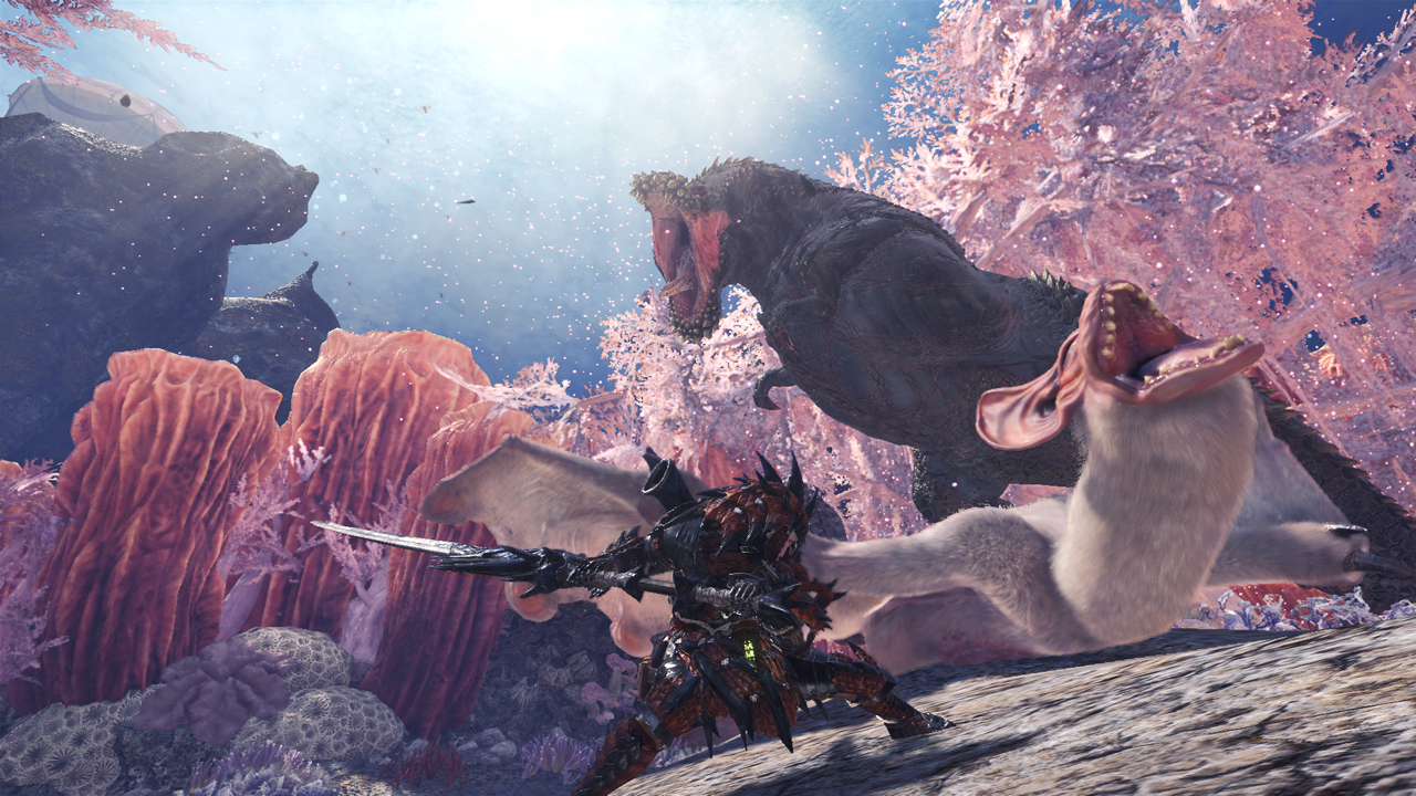 Monster Hunter World Update 2.00 Now Live, Brings Deviljho and  Balance Updates
