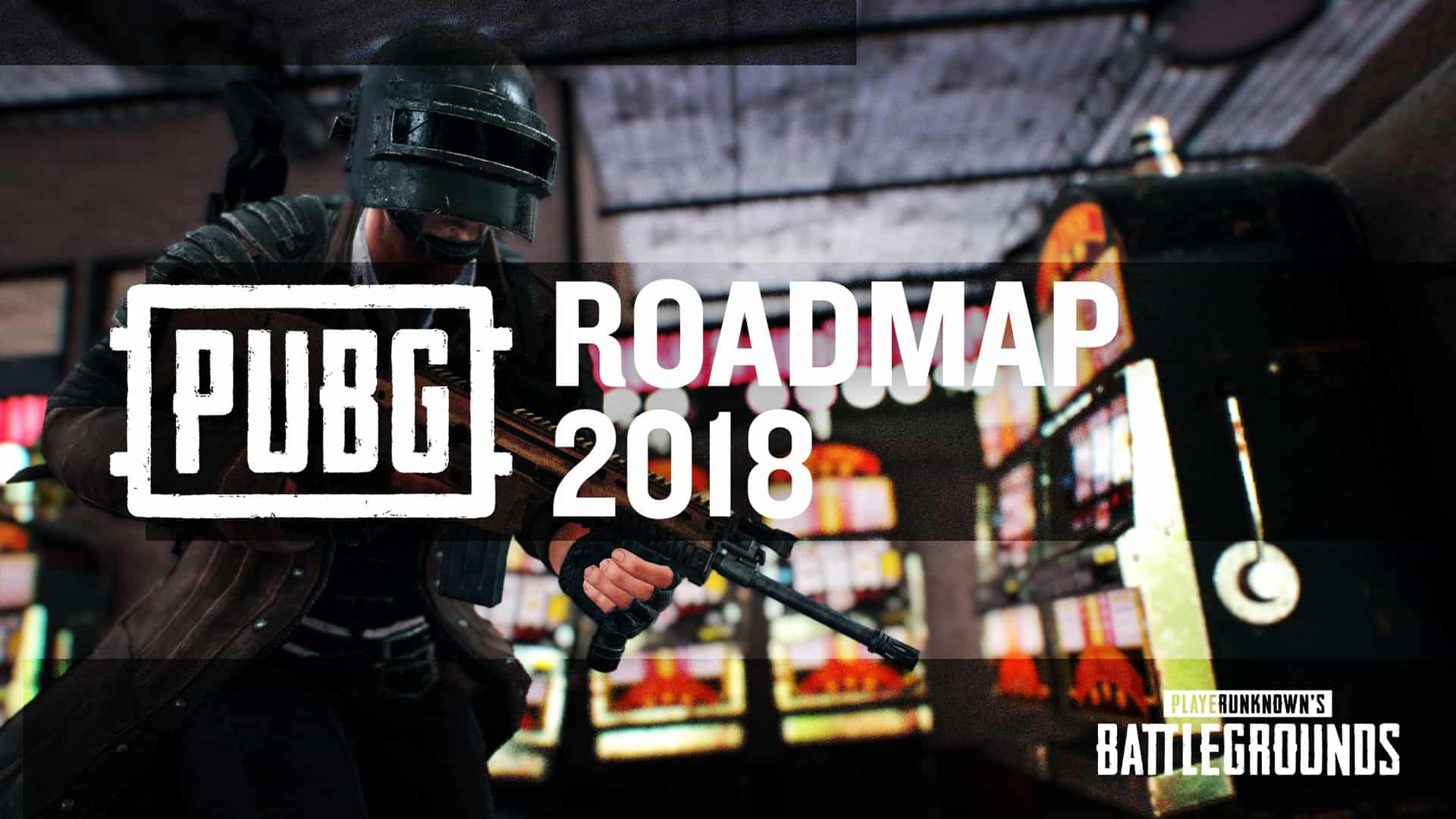 PUBG 2018 roadmap confirms new 4x4km map and emote system
