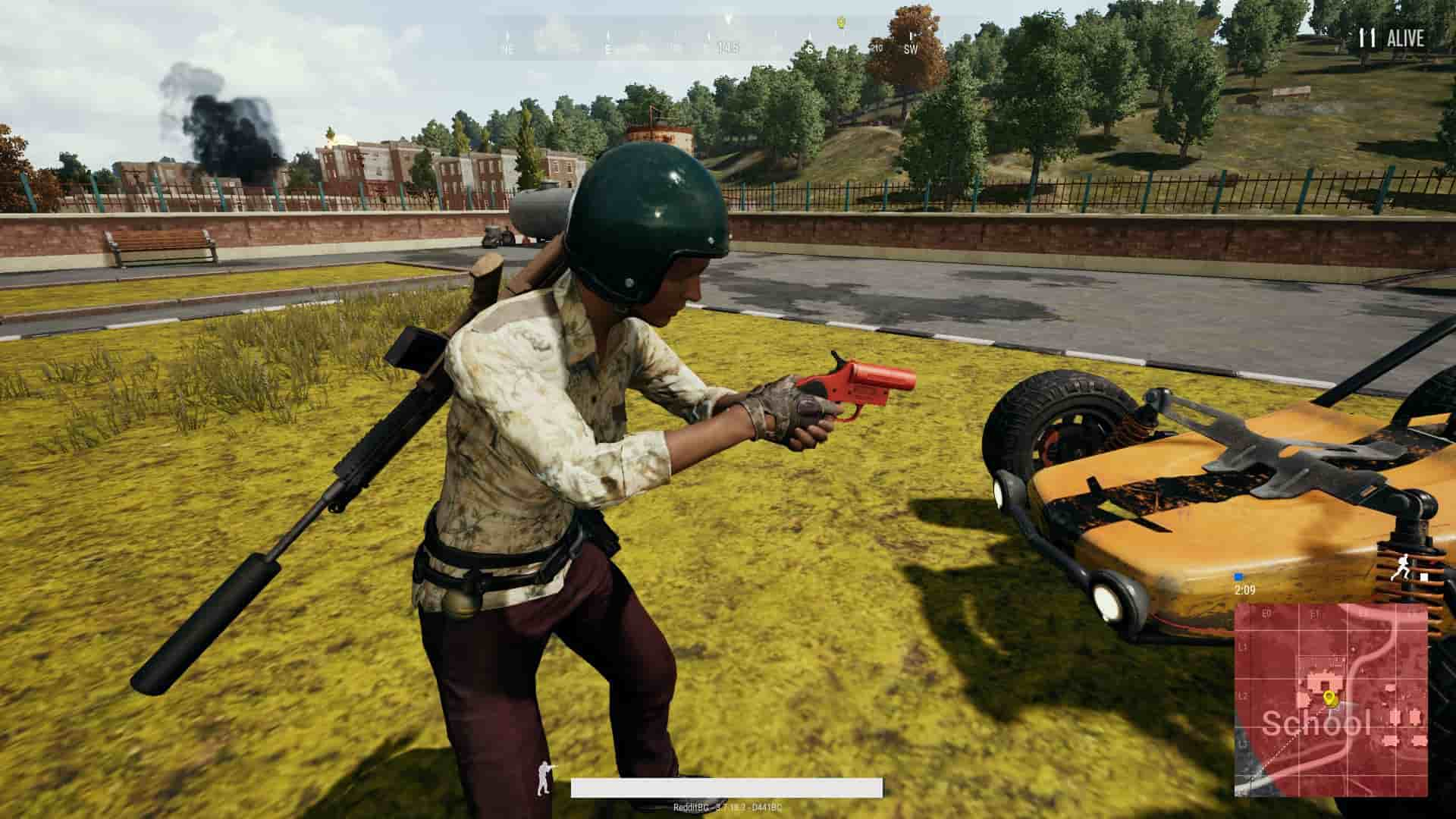 PUBG Flare Gun Is Super Powerful and Will Probably Be Nerfed