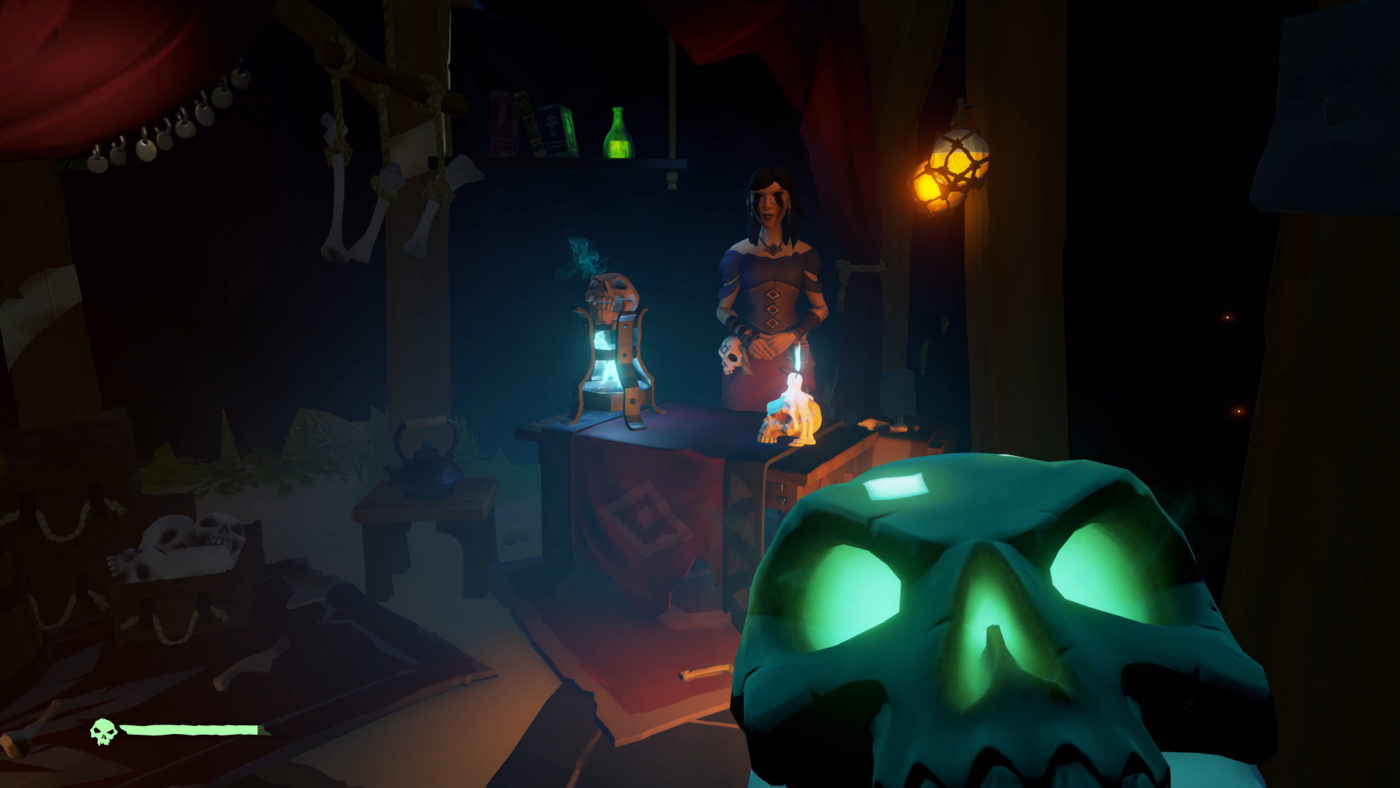 Sea of Thieves Upcoming Update Will Charge the Player Gold for Dying