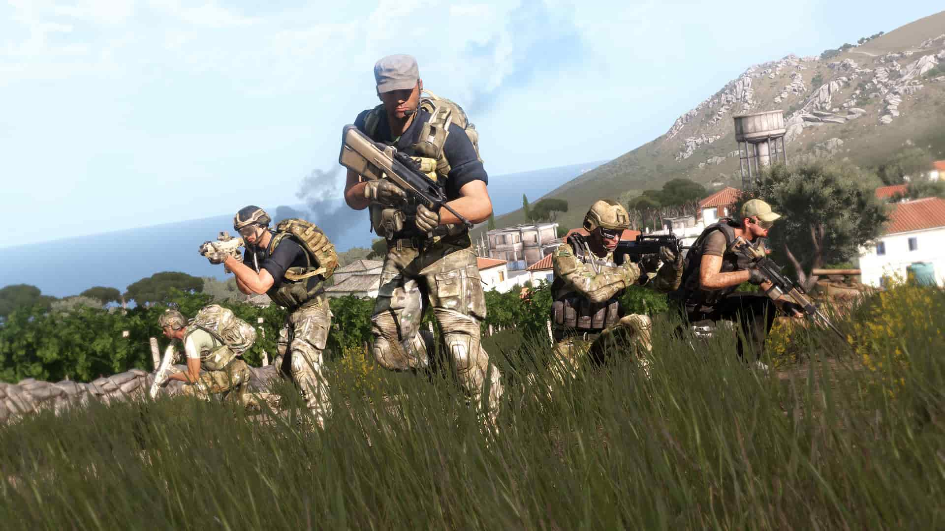 Arma 3 Free to Play Weekend Celebrates 4 Million Copies Sold