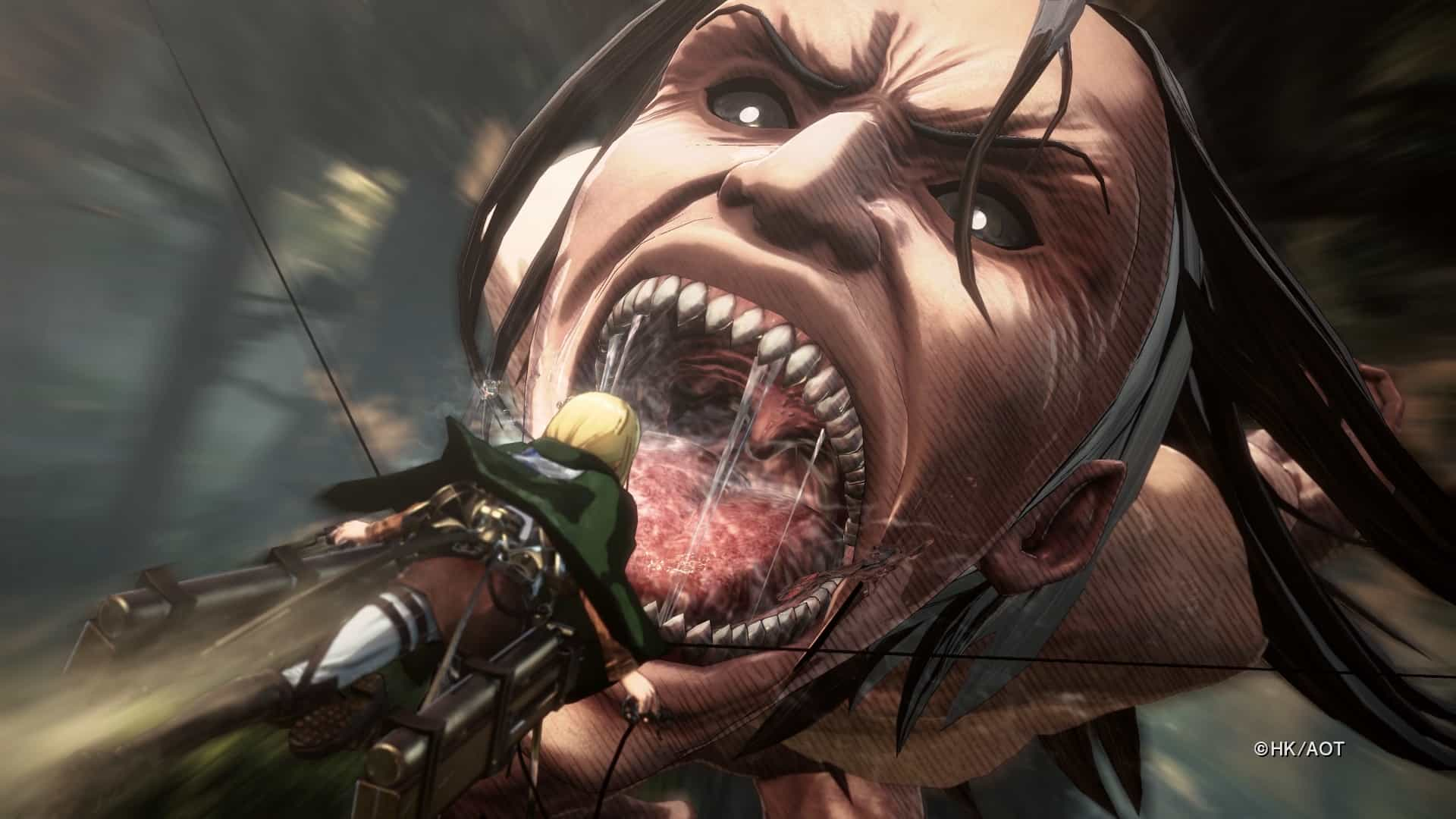 "New Attack on Titan 2 Update Adds ""Destruction"" Online Mode"