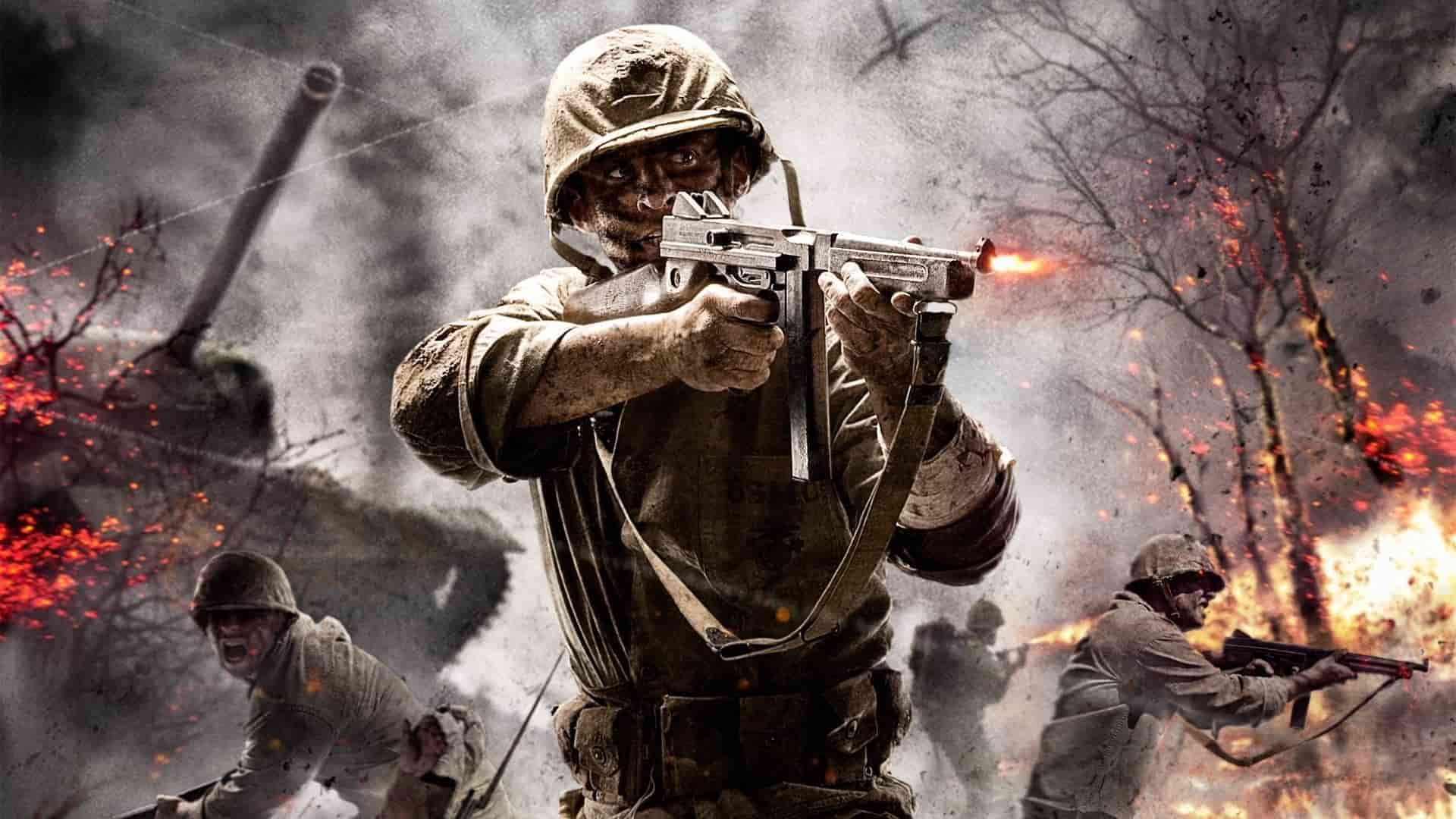 Upcoming Call of Duty WW2 Fixes Detailed by Sledgehammer Games