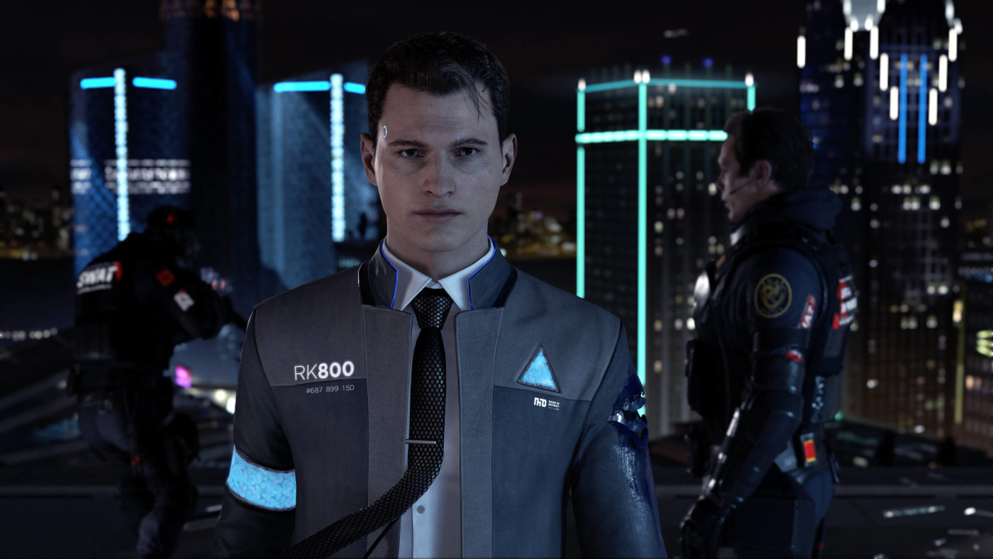 Detroit: Become Human Preview - Android Life