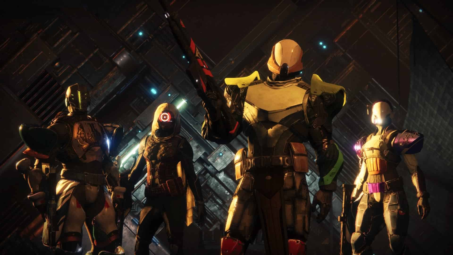 Destiny 2 update today