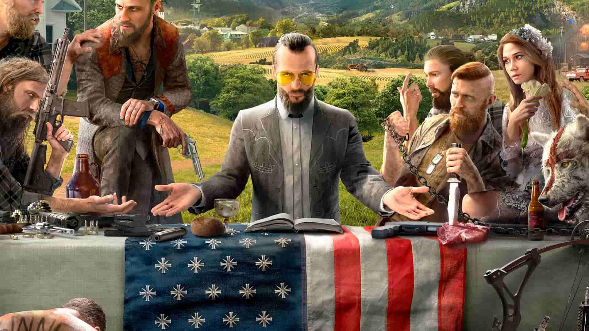 Far Cry 5 Sales