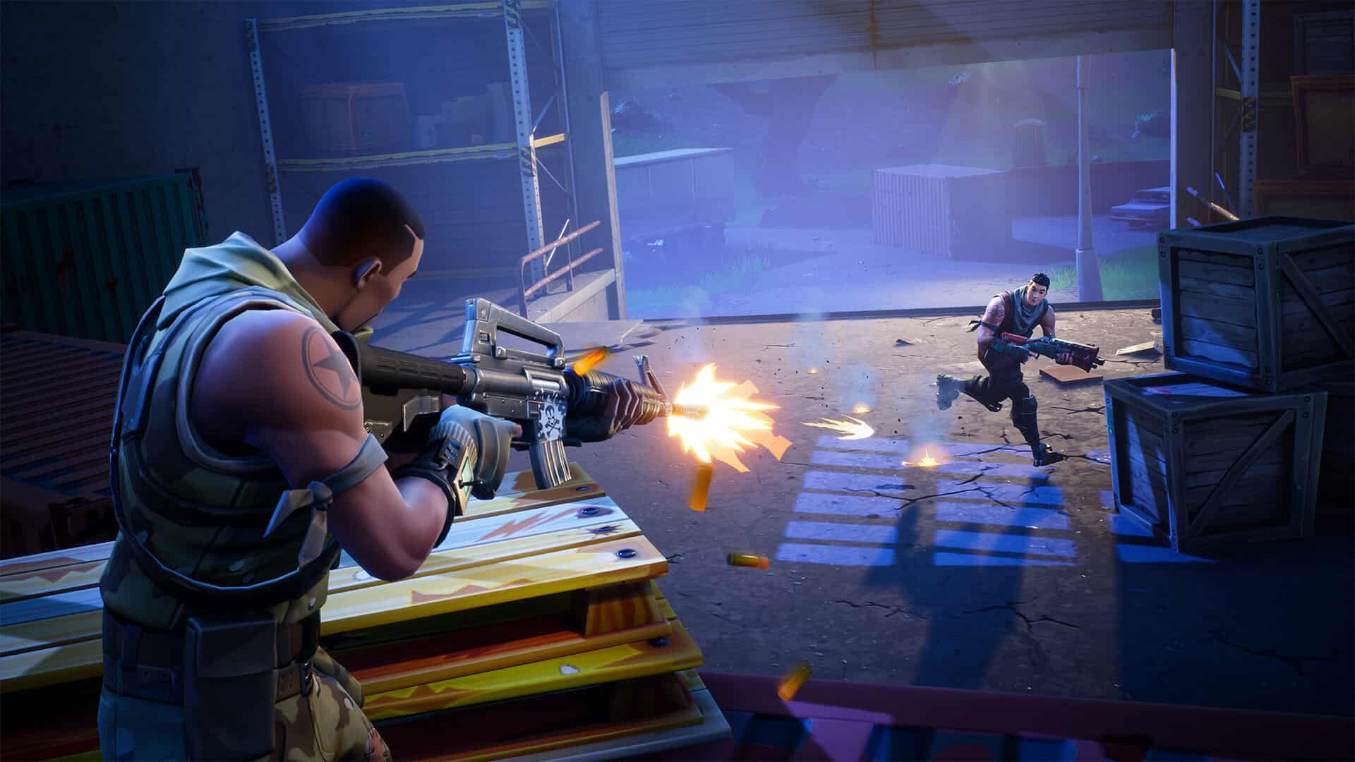 Fortnite 3.5.1 Update Now Live, Squashes a Hefty Number of Bugs