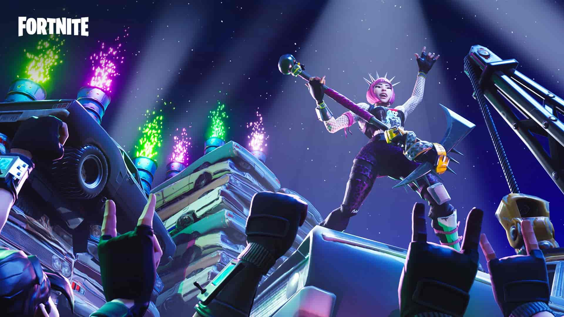 Fortnite China Image Could Tease New Map or Chinese Support