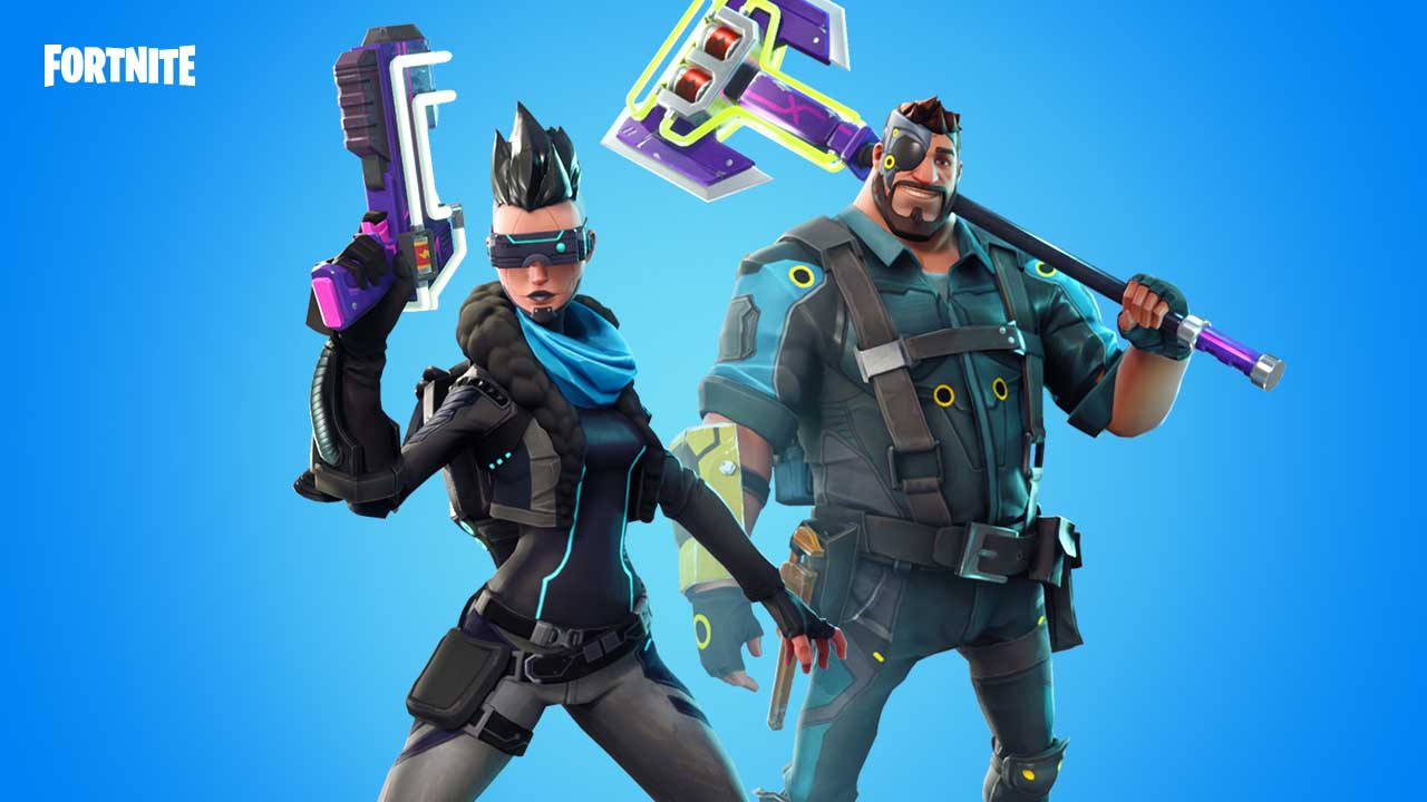 Fortnite Content Update 3.5 Patch Notes: Light Machine Gun, 50v50 v2 & More