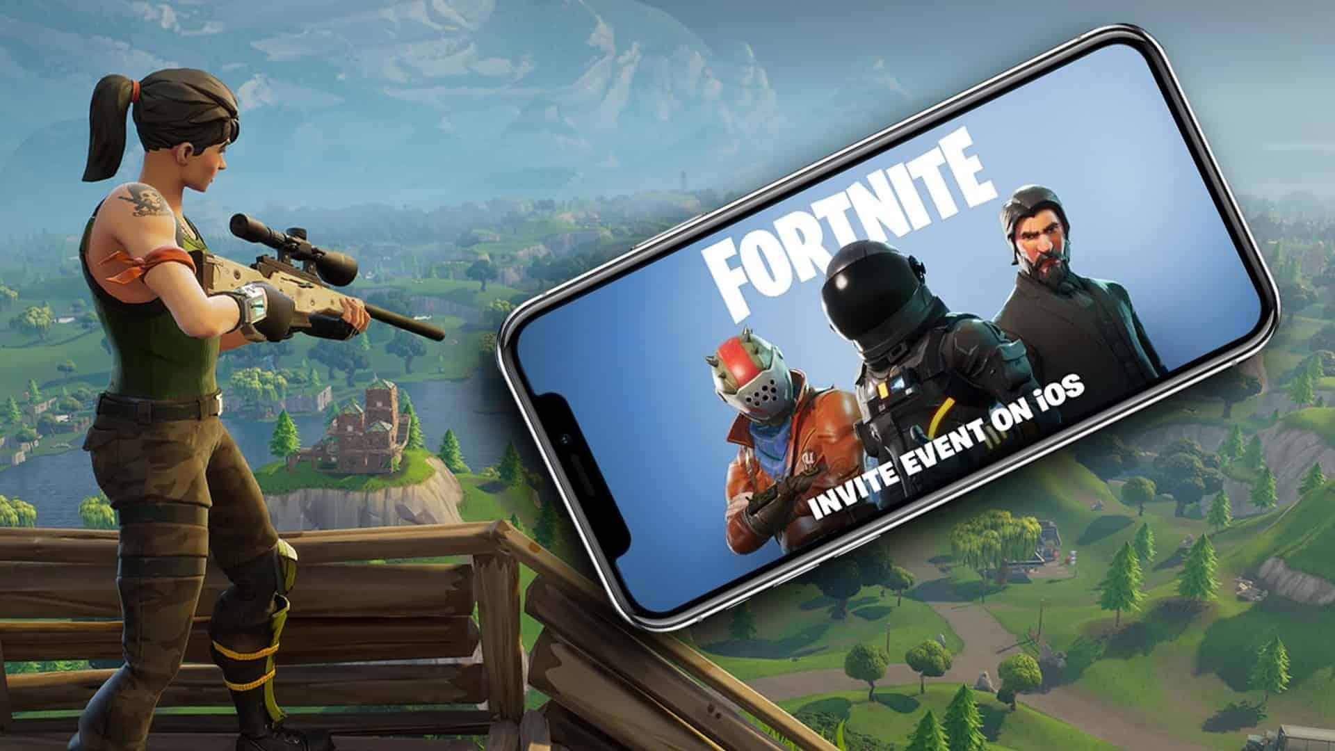 Fortnite Mobile Download