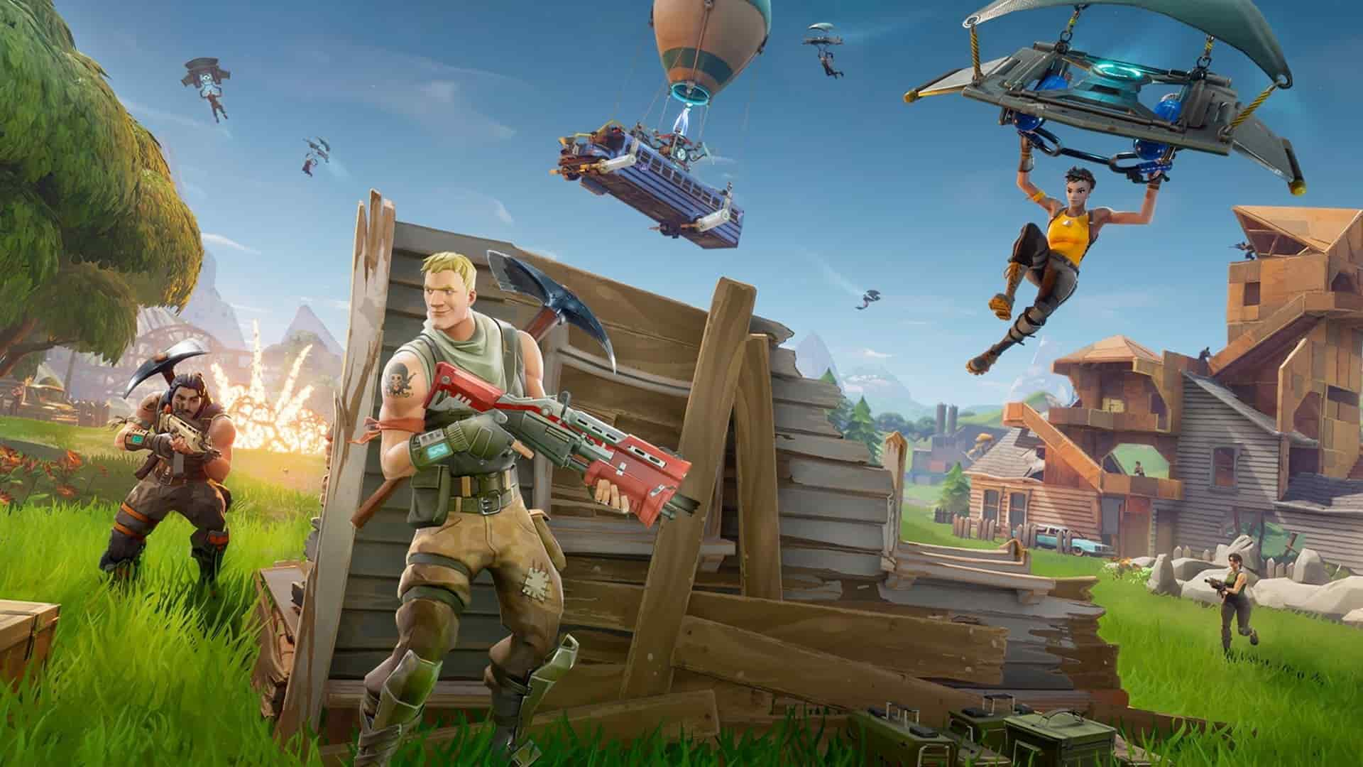 Fortnite Week 10 Challenges Leaked Early, Here's What You Need to Do