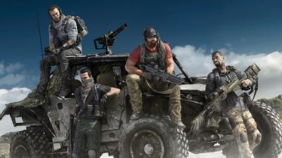 Ghost Recon Wildlands Battle Royale