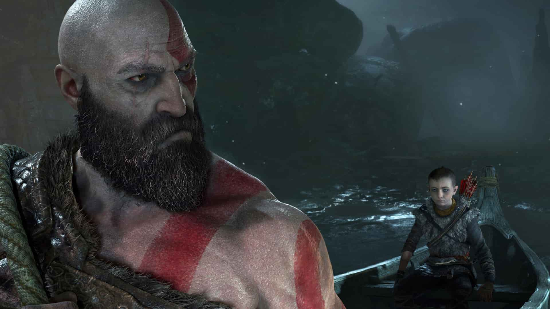 God of War Sales Keep the Crown in UK Game Charts