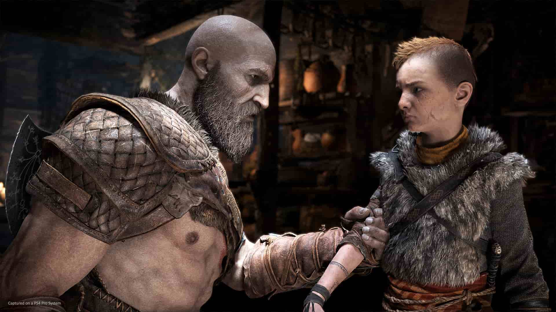 God of War Sales Take Top Spot on UK Charts