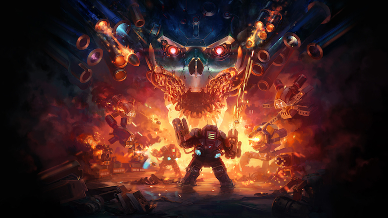 Mothergunship Release Date Now Set for Summer 208