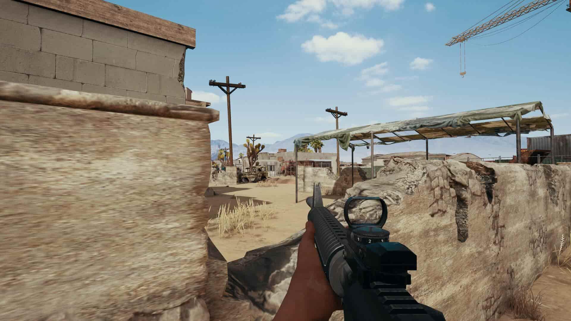 PUBG Xbox Miramar
