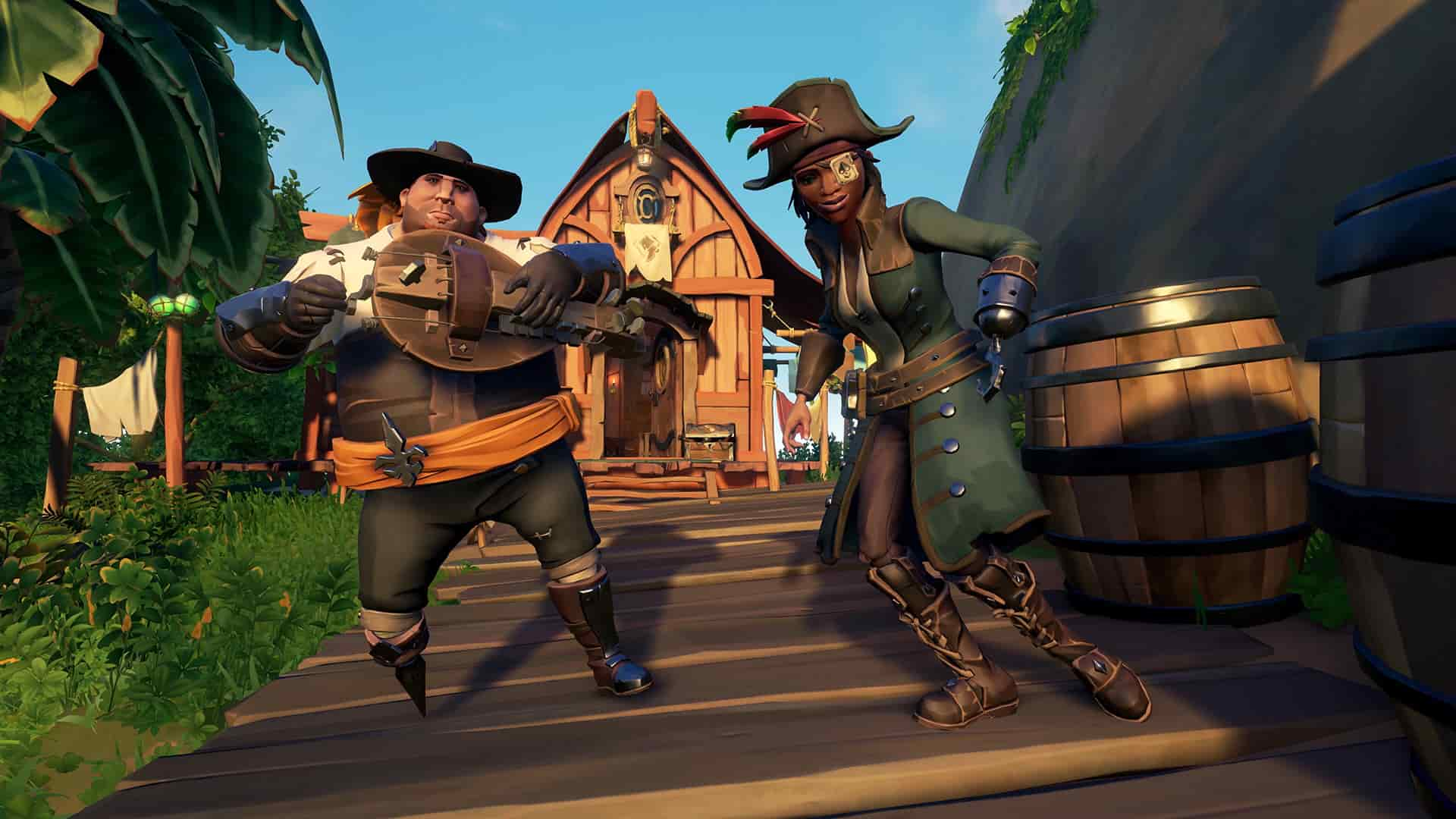 Sea of Thieves Player Count Totaled 2 Million in First Month