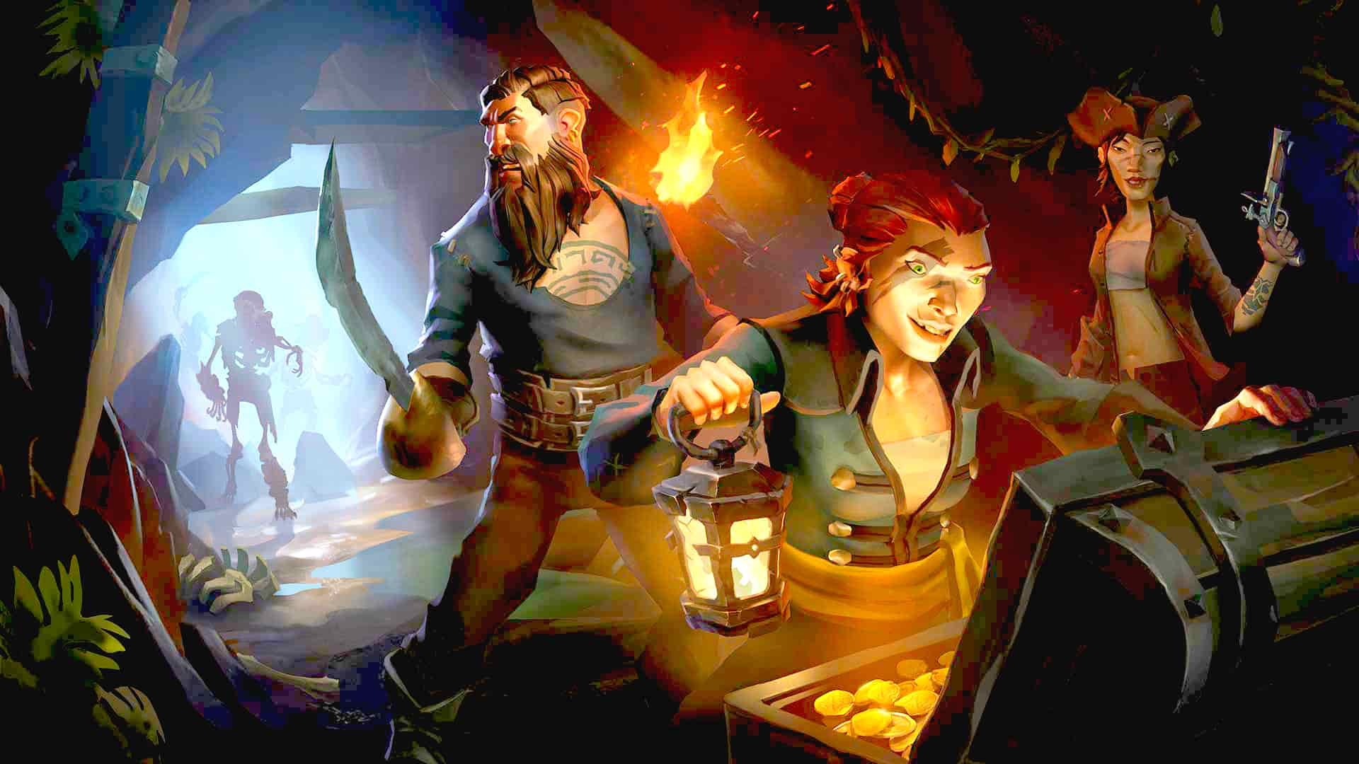 Sea of Thieves Update 1.05 Is Live, Improves Performance and Implements Fixes