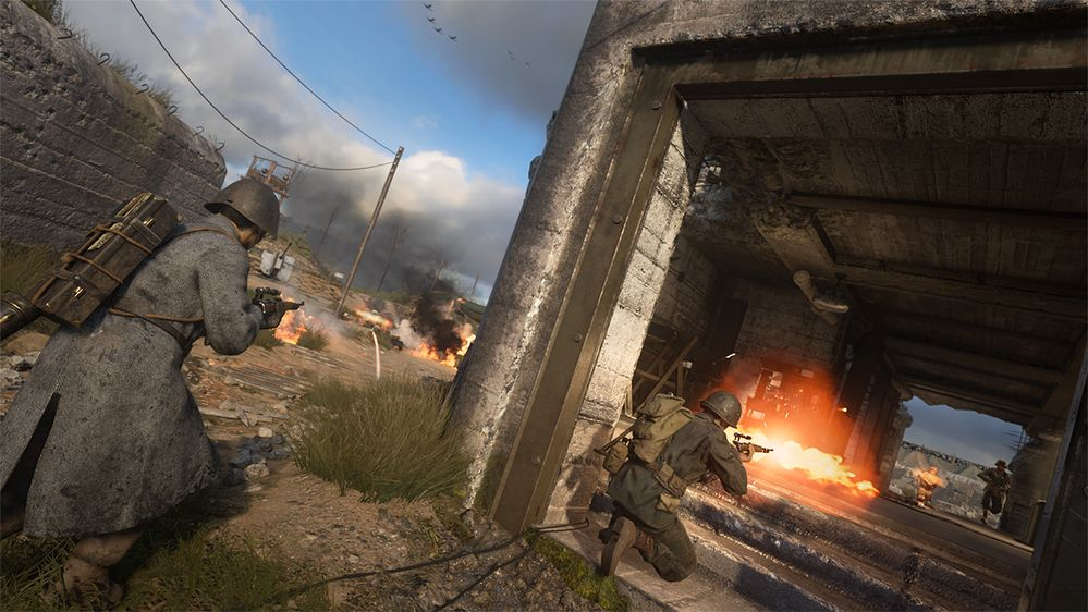 "Call of Duty: WWII Ground War & ""Blitzkrieg"" Community Event Now Live"