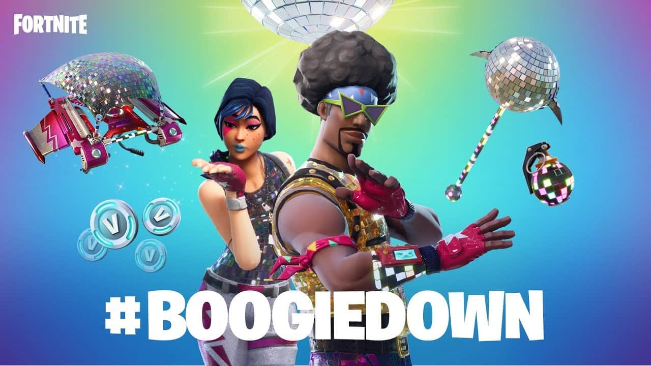 fortnite boogie down