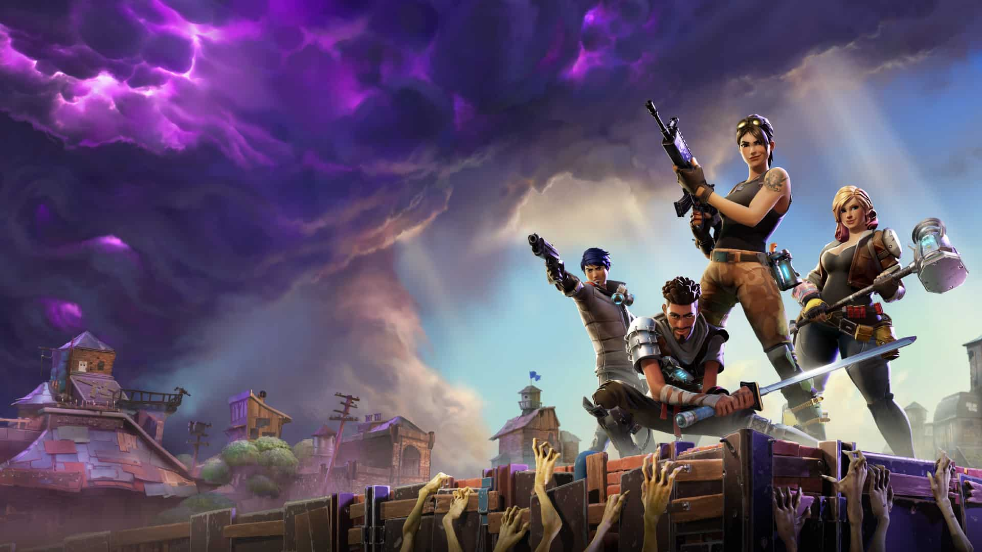 The Fortnite Light Machine Gun Is Coming to Battle Royale