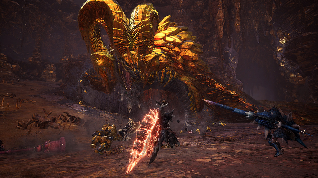 Monster Hunter World New Elder Dragon Announced, Will Be Available Tomorrow
