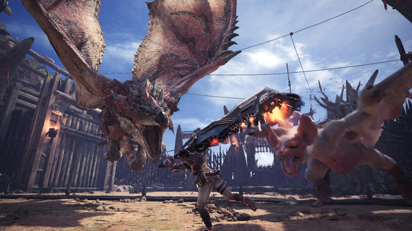 Monster Hunter World Update 3.02 Rolls Out, Fixes Kulve Taroth Quest and More