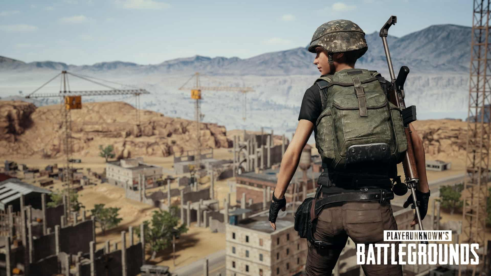 Pubg Sniper Wallpaper Engine: PUBG Mobile Update 0.4.0 Patch Notes Details Huge