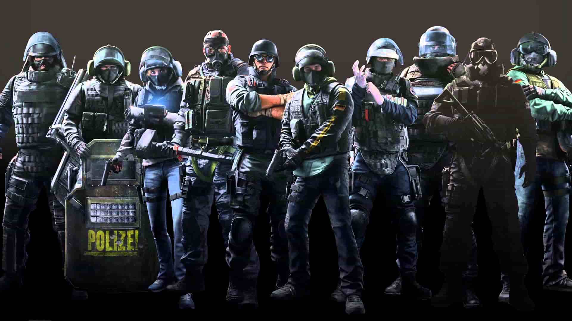 rainbow six siege battle royale