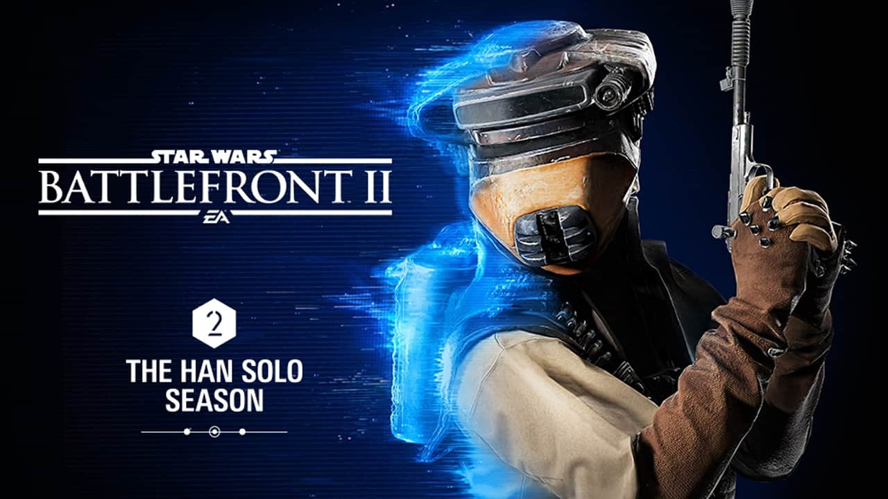 Battlefront 2 Han Solo DLC Detailed, Free Content Coming May 16