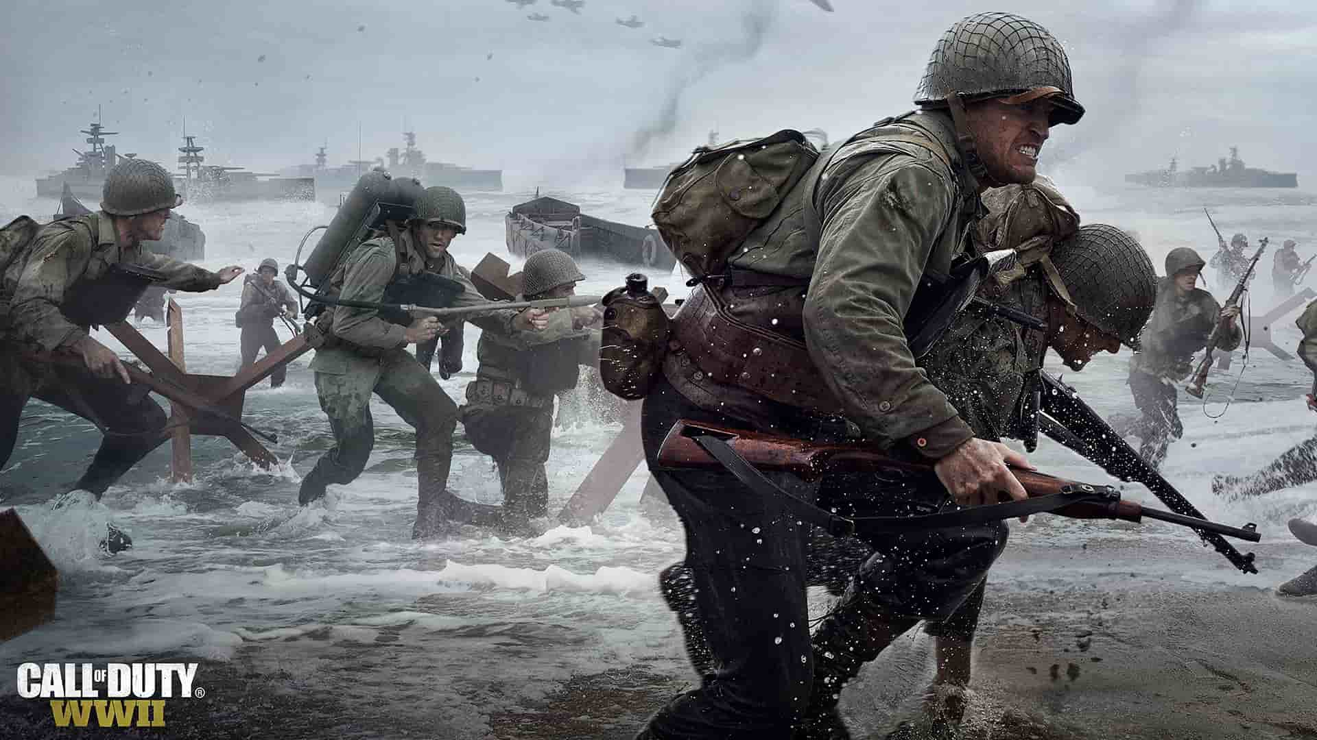 Call of Duty WW2 Ground War to Make a Permanent Return Next Week