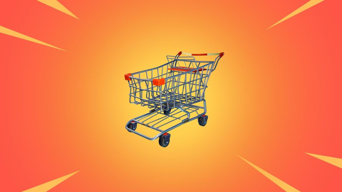Fortnite Shopping Carts Fix
