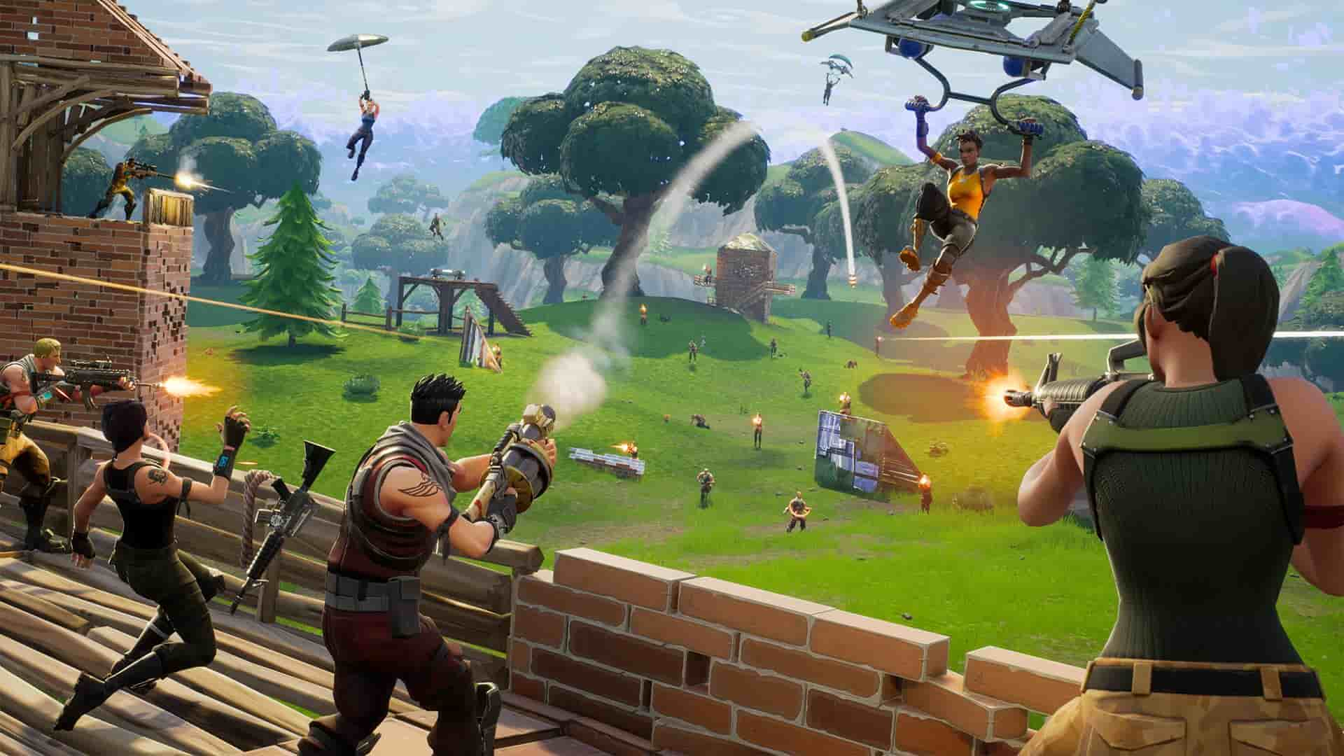 Fortnite Week 2 Challenges Details Have Leaked Early