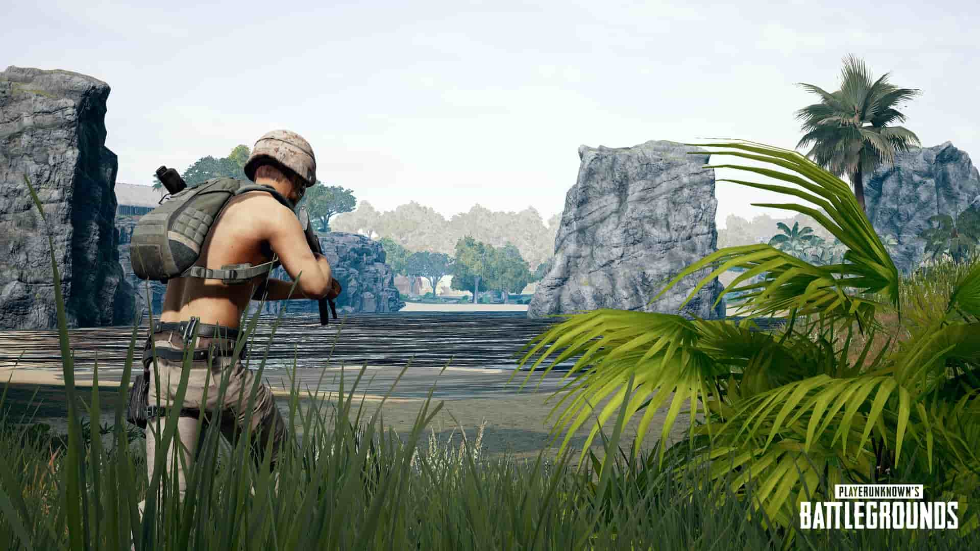 PUBG Experimental Server Update: Apple Throwing, Item Spawn Balance & More