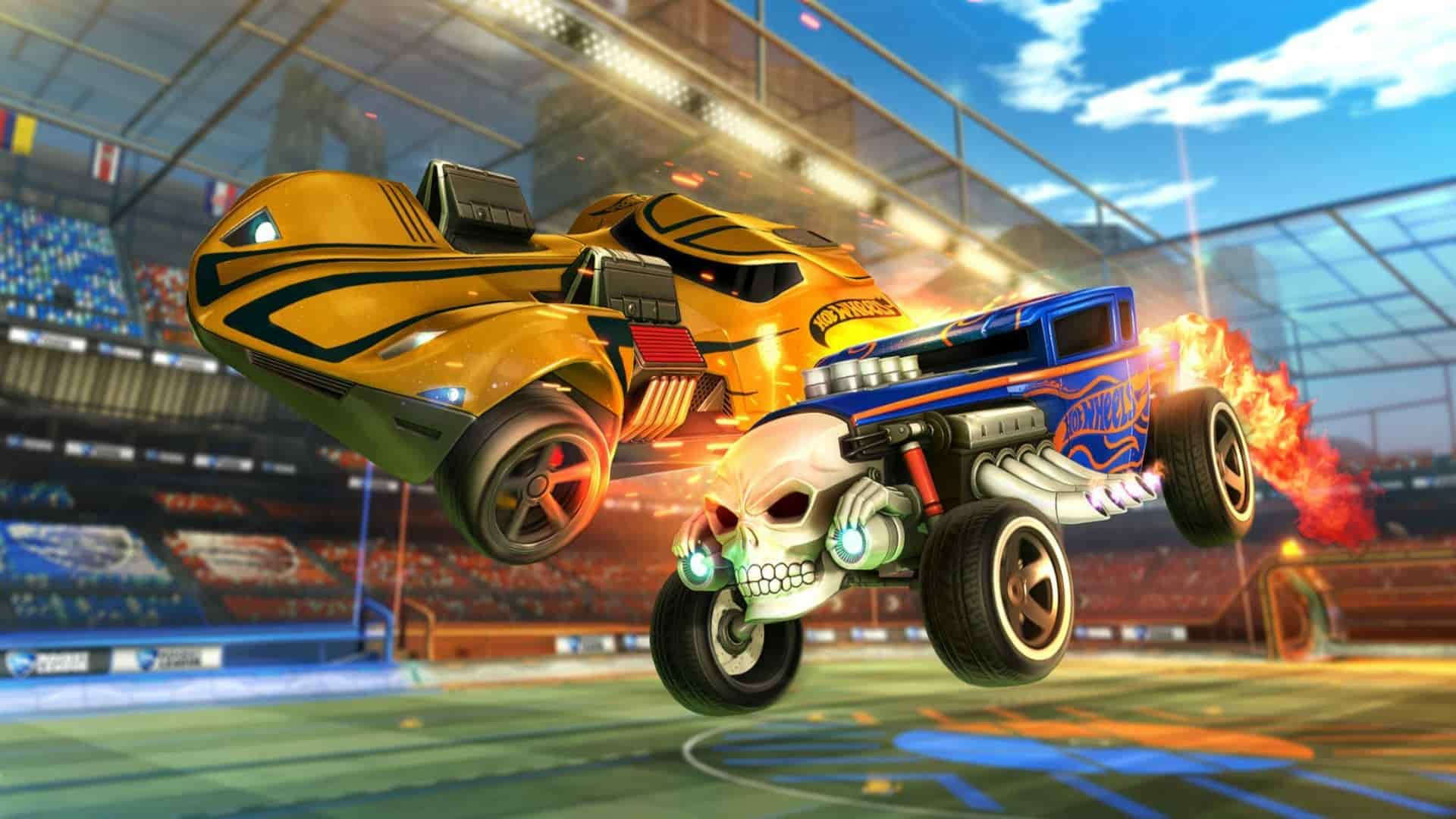 "Dota-Inspired Rocket League ""Rocket Pass"" Announced"