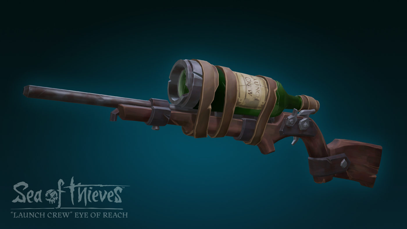 Sea of Thieves 1.0.6 Update Adds First Wave of Cosmetics, Performance Improvements and More