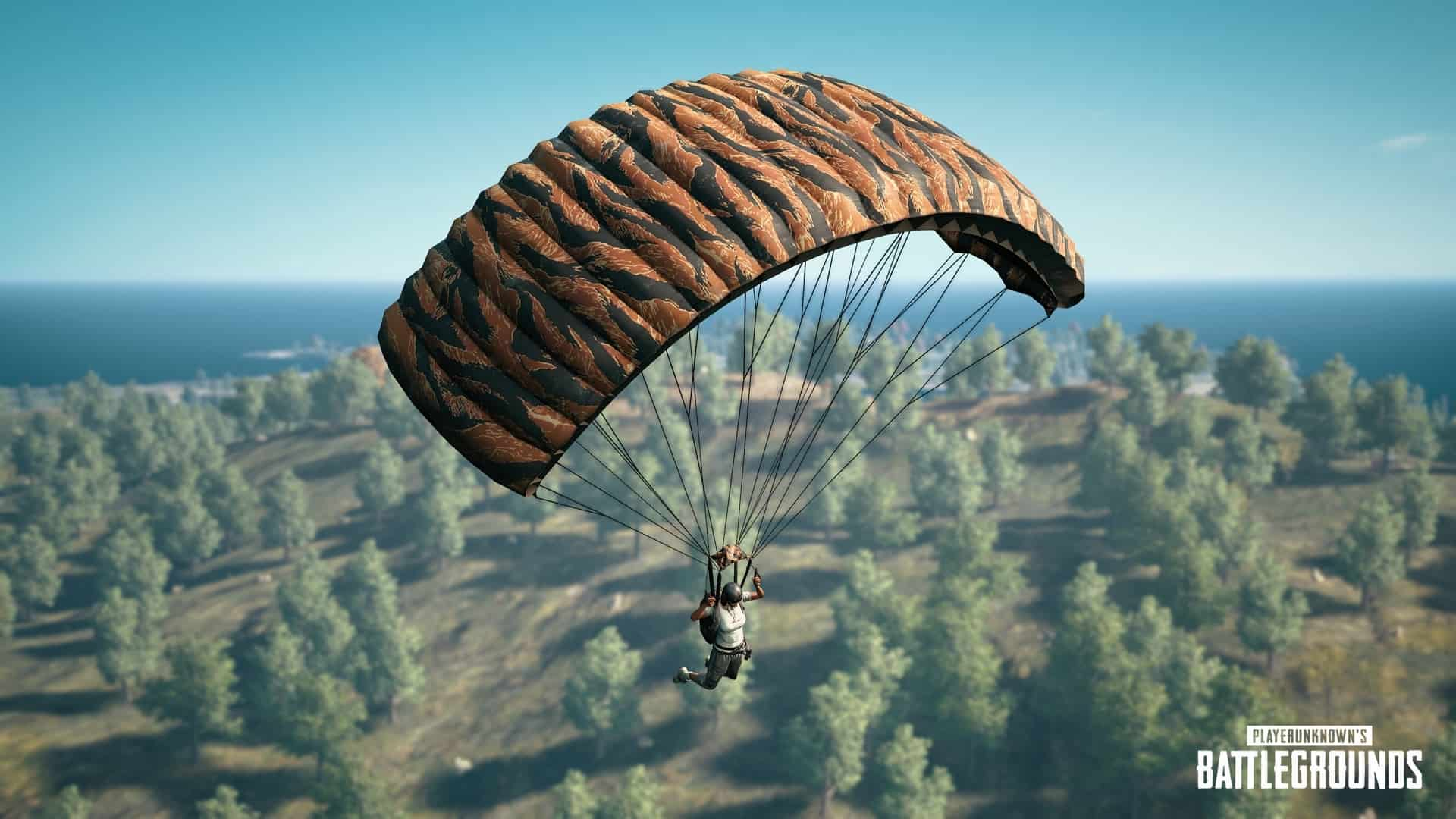 PUBG Update 13 Hits PC Test Server, Adds Parachute Skins & New Aviator Crate