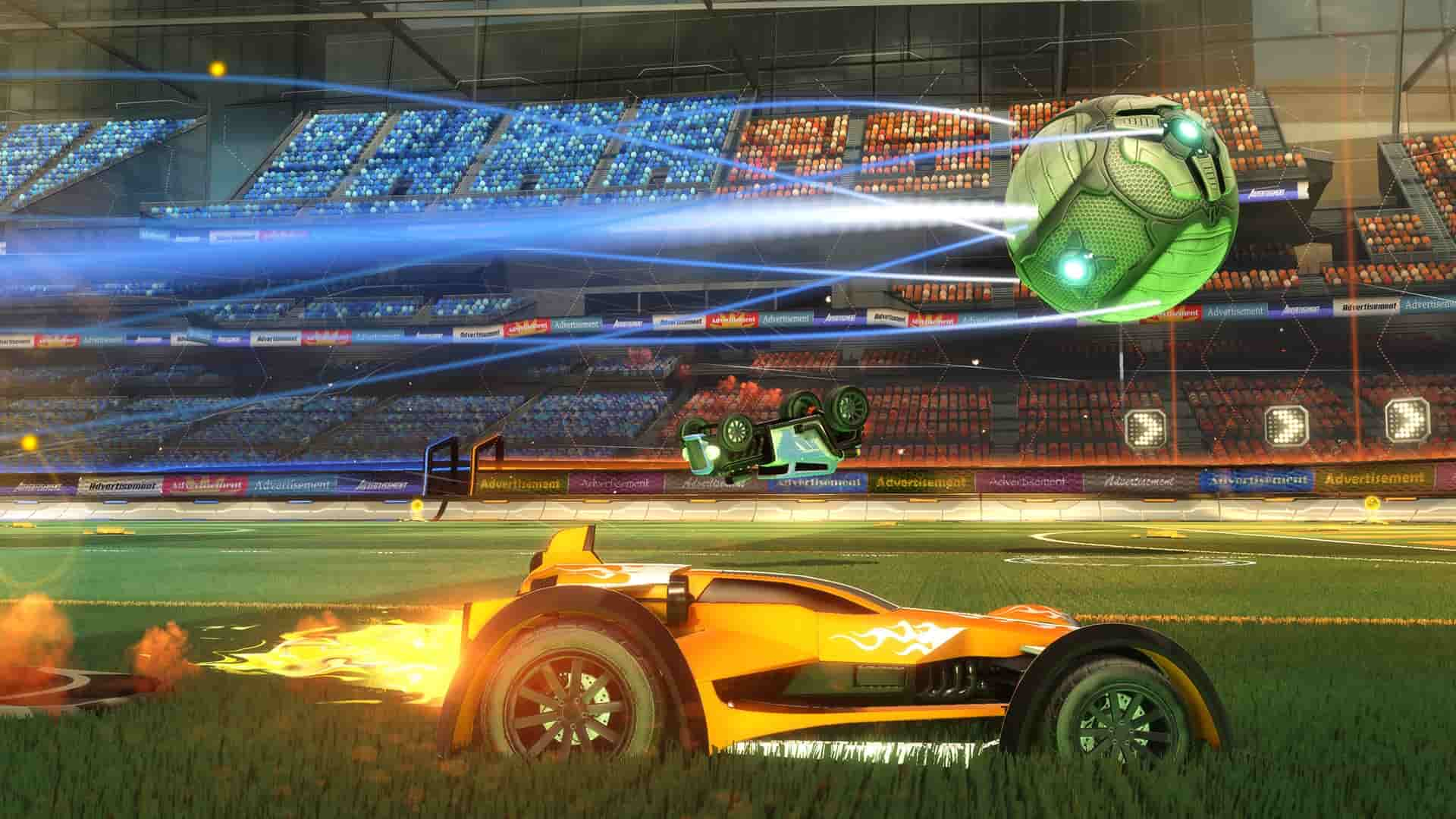 Rocket League Cross-Play Enhancements Incoming With Friends and Party Support