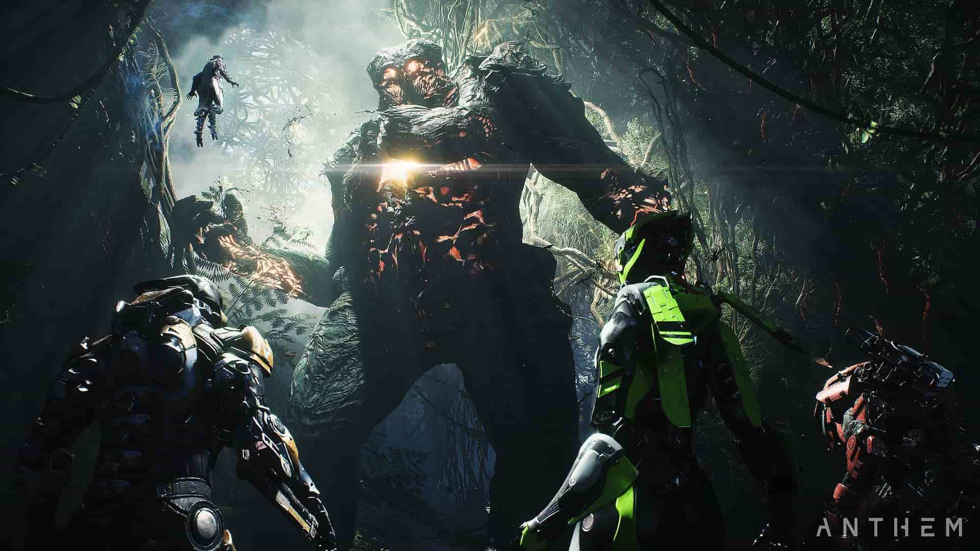 Anthem vip demo trailer