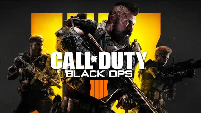 free black ops 4 ps4 theme