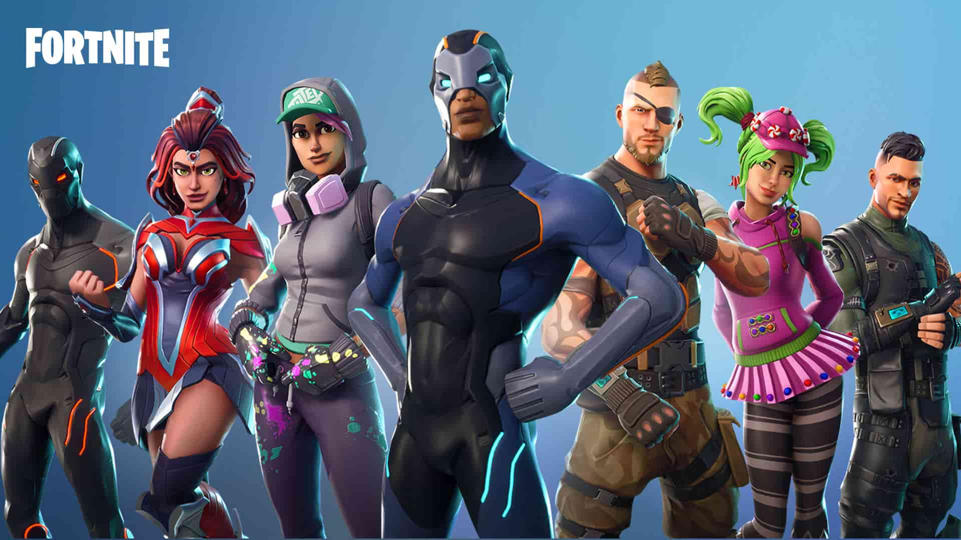 Fortnite 4.3 Content Update
