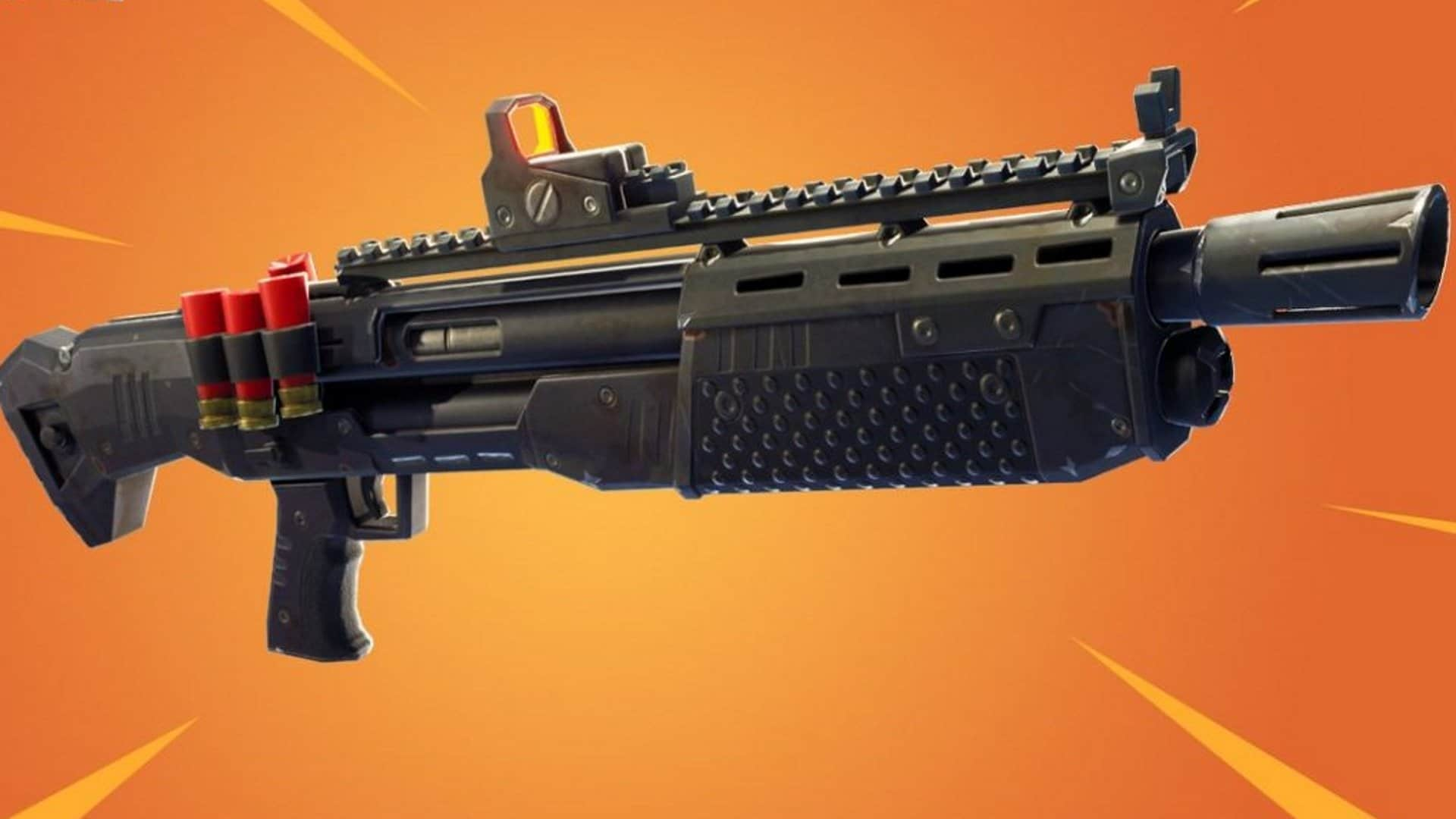 Fortnite Shotgun Nerf Hits Hard, Traps Receive a Huge Buff