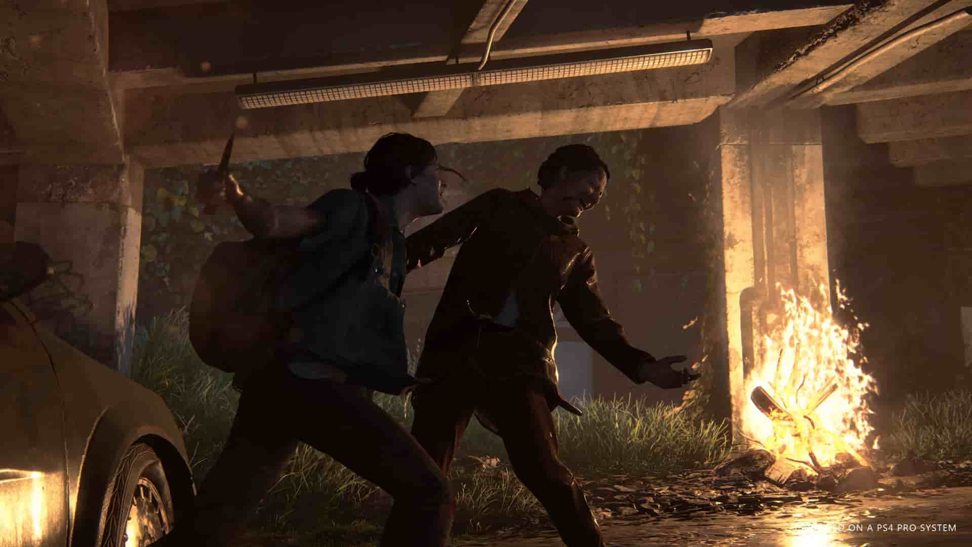 The Last of Us 2 Gameplay Trailer Showcases a Savage Ellie