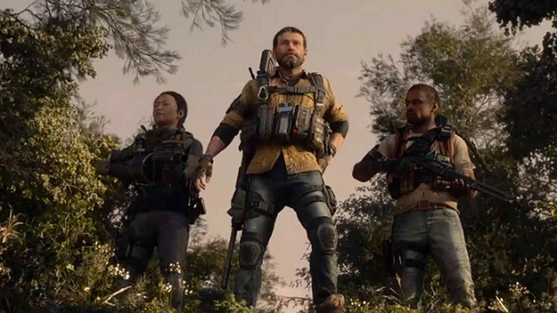 "The Division 2 Multiplayer Will Feature 8-Player Raids and Takes an ""Endgame First"" Approach"