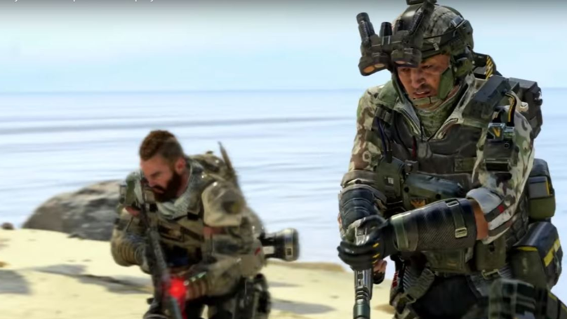 Call of Duty: Black Ops 4 Beta Trailer Drops, Hits Hard
